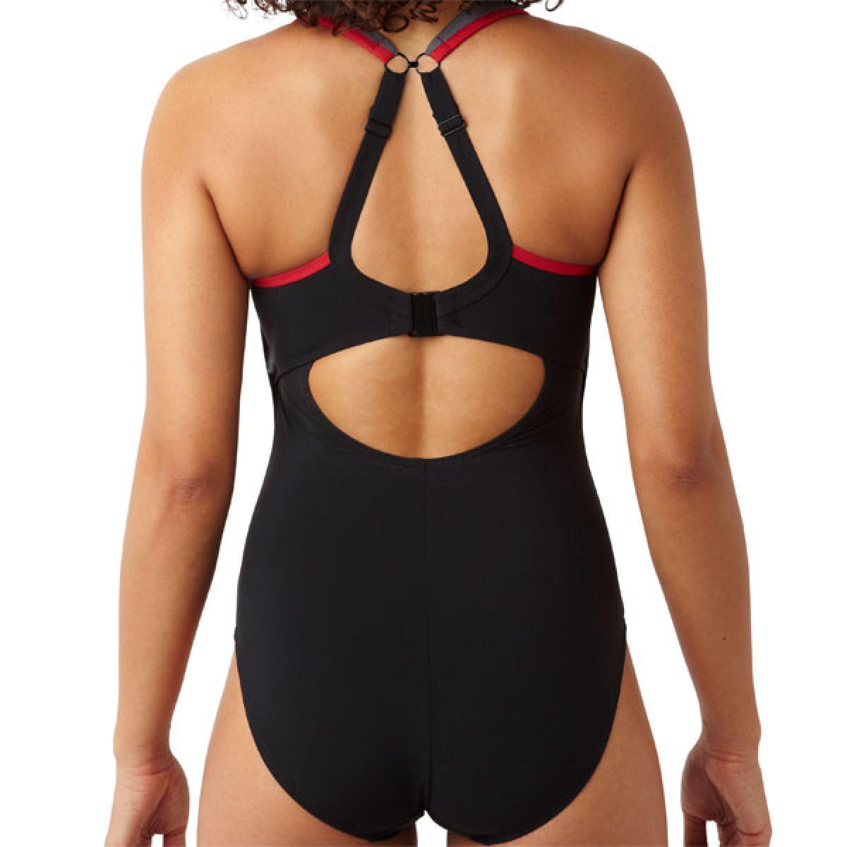 06ea473c06 Maillot de bain sport une pièce Panache Sport black Panache Maillot ...