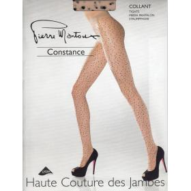 Collant Pierre Mantoux CONSTANCE nudo/nero Pierre Mantoux - Collant - Collants et bas pierre mantoux
