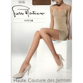 Collant Pierre Mantoux NUDE bronzo 15D - Collants et bas pierre mantoux