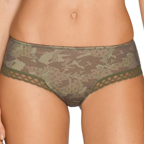 Shorty Hotpants PrimaDonna Twist RAINFOREST paradise green - Lingerie prima donna grande taille