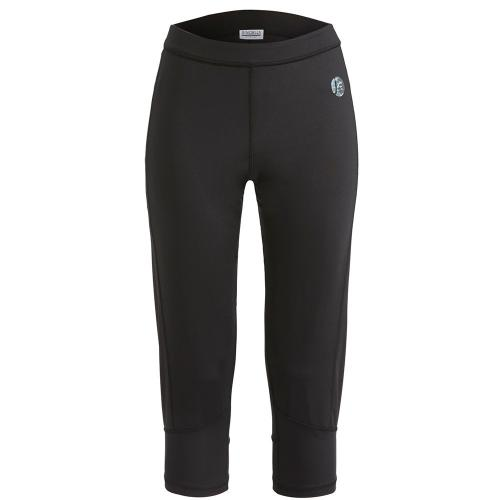 Legging de sport court Ringella IT'S FOR YOU noir