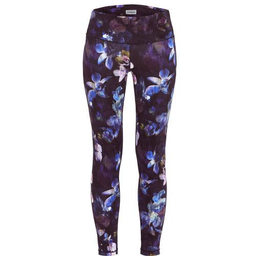 Legging de sport long Ringella IT S FOR YOU purple
