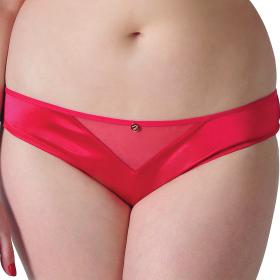 Culotte Rouge Scantilly - Culotte/Slip - Lingerie scantilly grande taille