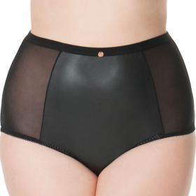 Culotte taille haute - Lingerie scantilly grande taille