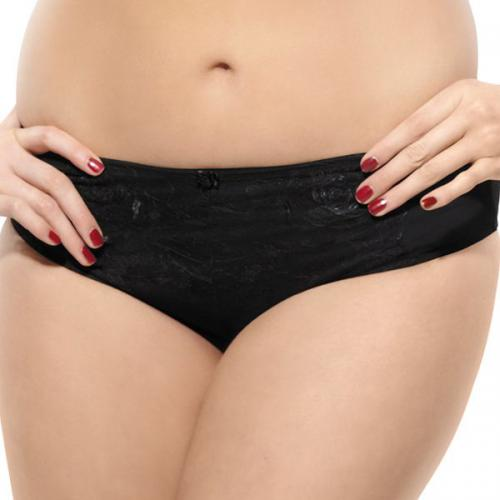 Shorty Sculptresse ROSIE noir