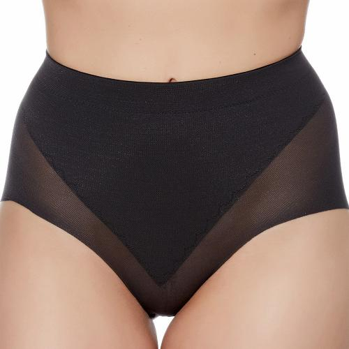 Culotte gainante mi-haute Wacoal BEAUTY SECRET SUMMER black