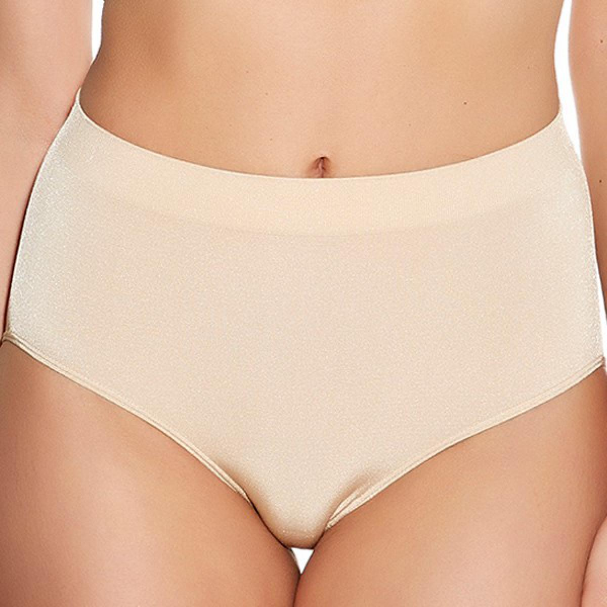 Slip taille haute Wacoal B.SMOOTH nude