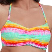 Brassière à armatures Freya Maillots HIGH TIDE multicolore - Maillot de bain freya grande taille