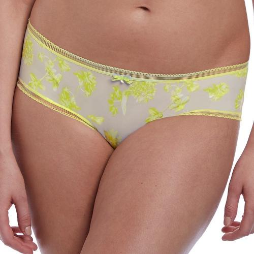 Shorty Freya LIMELIGHT jaune