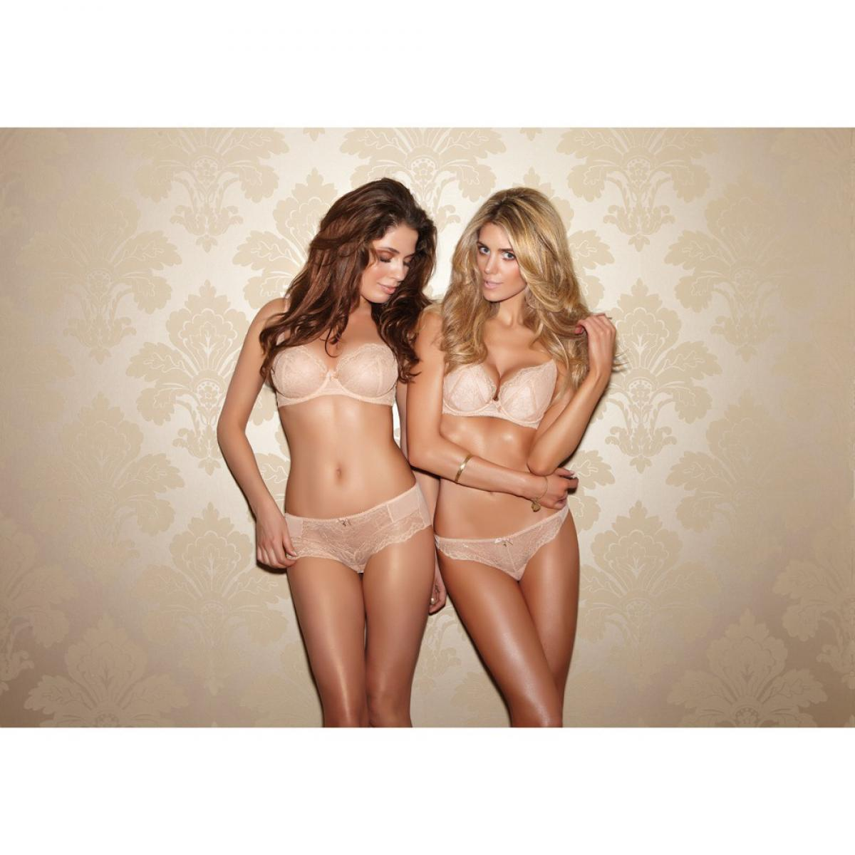 Soutien-gorge push-up Gossard SUPERBOOST LACE Nude