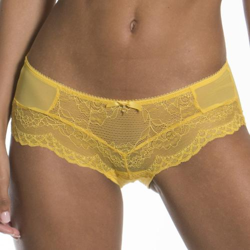 Shorty Gossard SUBERBOOST LACE spicy mustard - Lingerie gossard