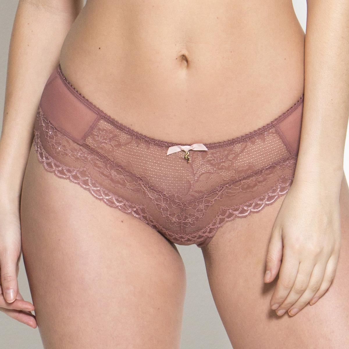 Shorty Gossard SUPERBOOST LACE rose