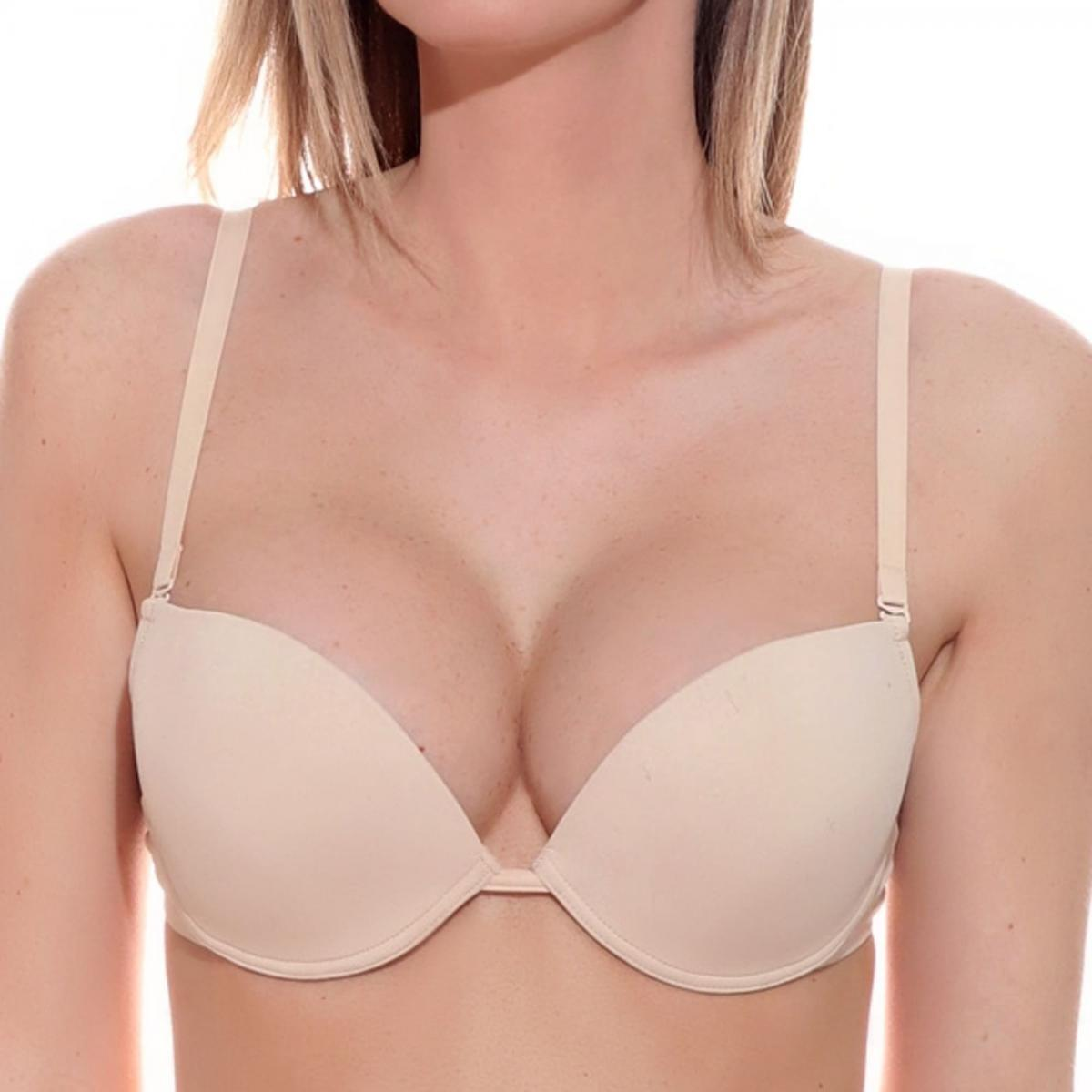 Soutien-gorge push-up armatures Jolidon PERFECT LOOK beige