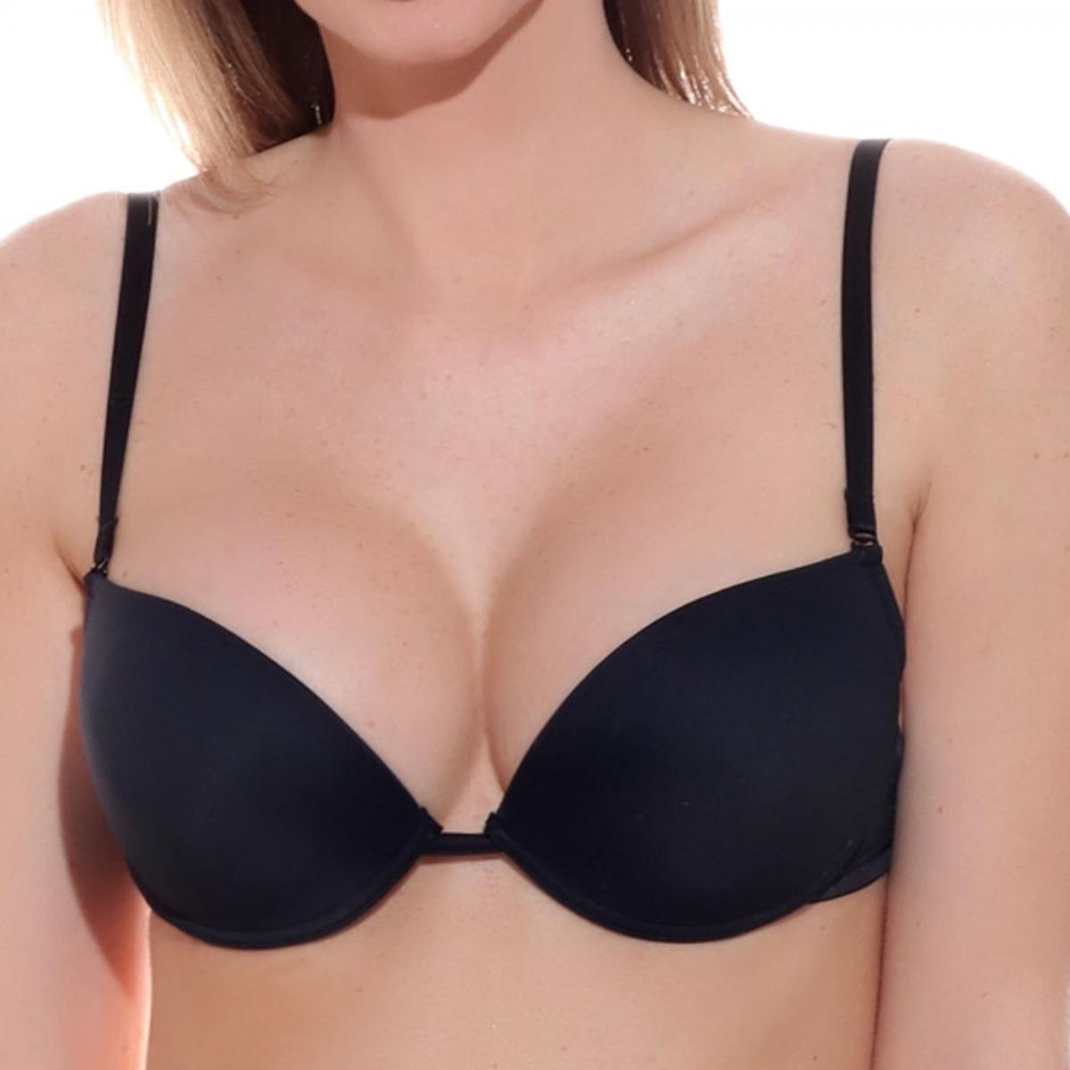 Soutien-gorge push-up armatures Jolidon PERFECT LOOK noir