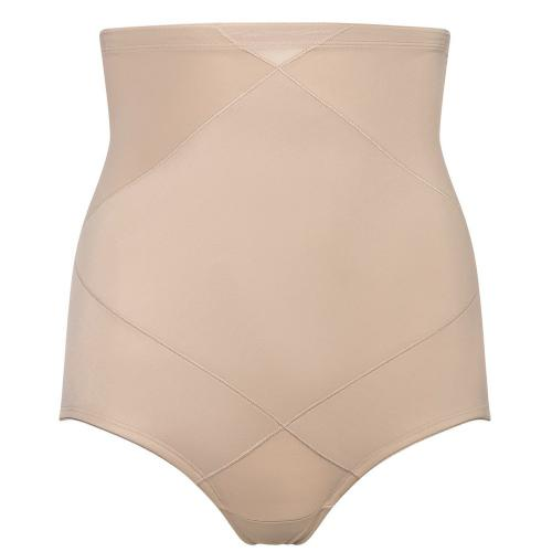 Culotte taille haute gainante contrôle extra ferme Miraclesuit CROSS CONTROL nude - Miracle suit