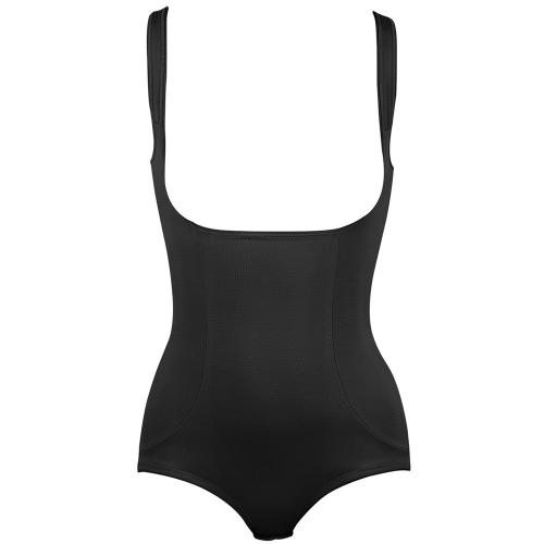 Body gainant Miraclesuit BACK MAGIC black - Miracle suit