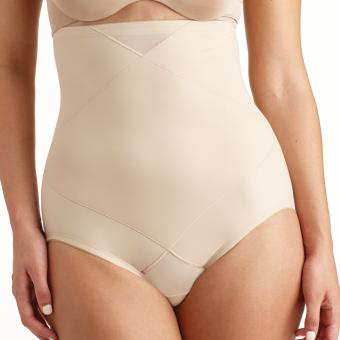 Culotte taille haute gainante contrôle extra ferme Miraclesuit CROSS CONTROL nude