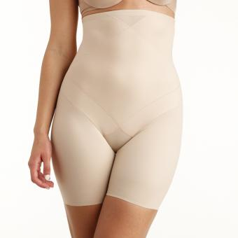 Panty gainant taille haute contrôle extra ferme Miraclesuit CROSS CONTROL nude