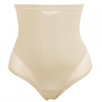 String taille haute gainant Miraclesuit SHEER SHAPING nude