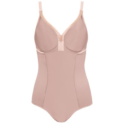 Body sans armatures Playtex IDEAL BEAUTY beige - Lingerie playtex grande taille
