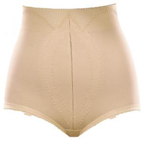 Gaine culotte taille haute Playtex INCROYABLE GAINE beige - Lingerie playtex grande taille