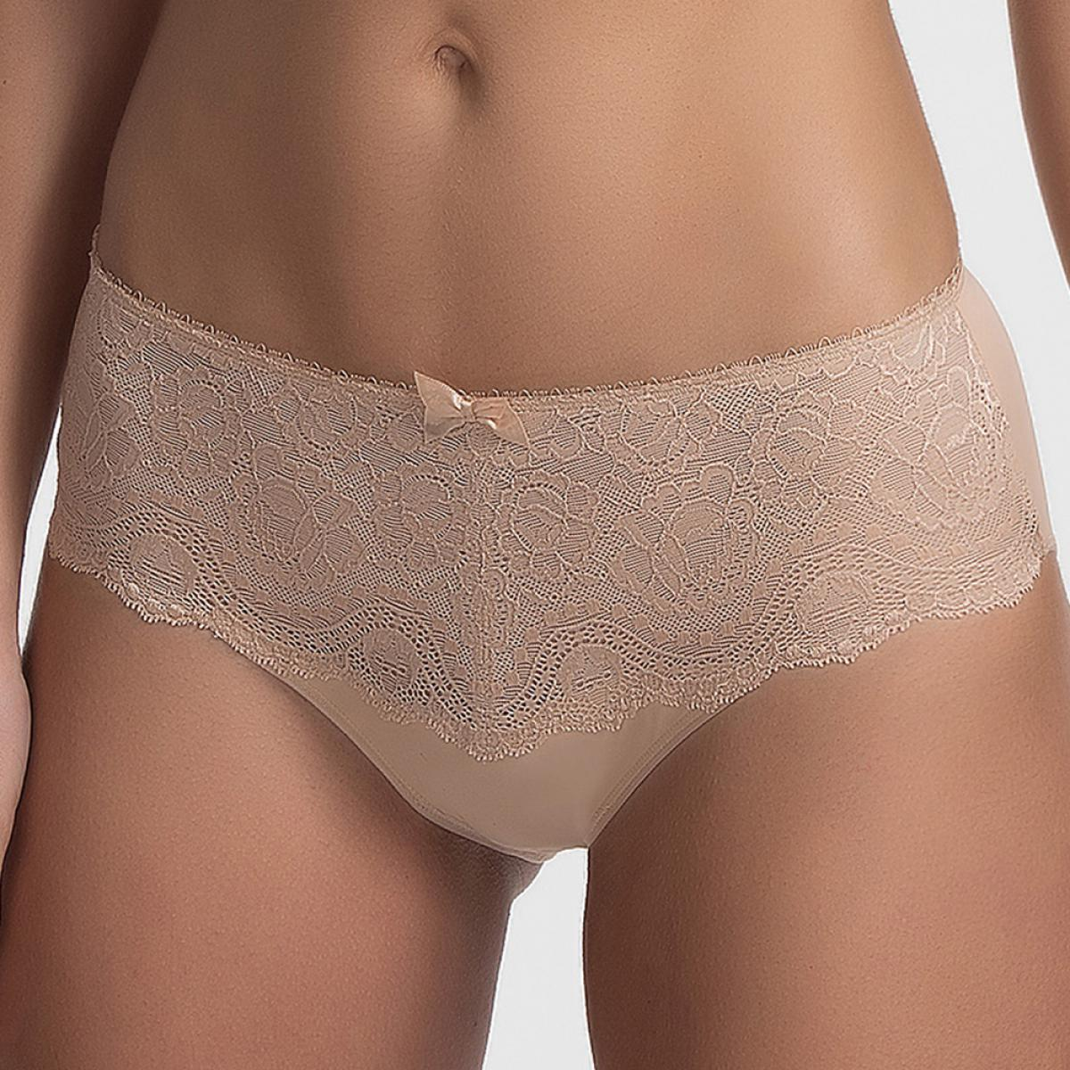 Shorty beige Playtex FLOWER ELEGANCE Beige
