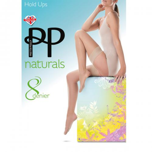 Bas 8D Pretty Polly NATURALS beige clair - Collants et bas