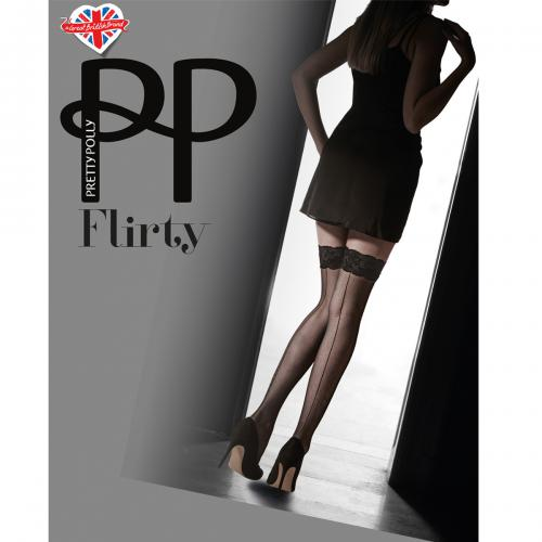 Pretty Polly Bas autofixants FLIRTY