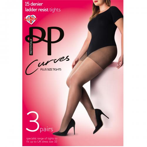 Pretty Polly Collant CURVES