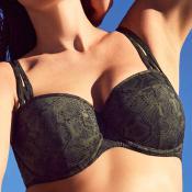 4eca78257b Bikini balconnet Prima Donna Maillot FREEDOM wild skin Prima Donna Maillot  - Maillot de bain soutien
