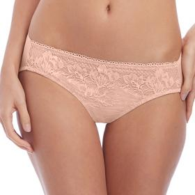 Culotte Wacoal LACE TO LOVE Rosedust - Lingerie wacoal grande taille
