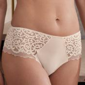 Shorty Wacoal LACE ESSENTIEL cream powder - Lingerie wacoal grande taille
