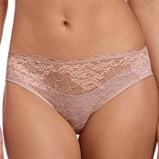 Slip Wacoal LACE PERFECTION rose mist - Lingerie grande taille