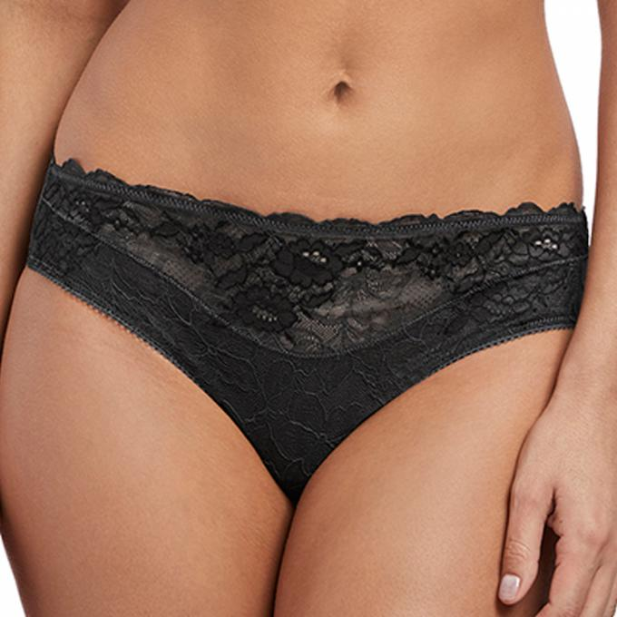 Slip Wacoal LACE PERFECTION charcoal