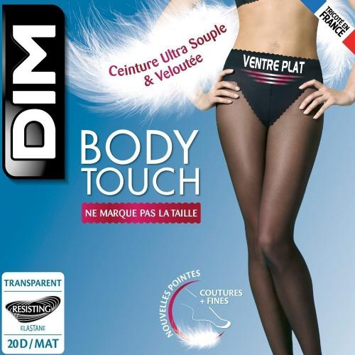Dim Chaussant Bas et Collants Body Touch